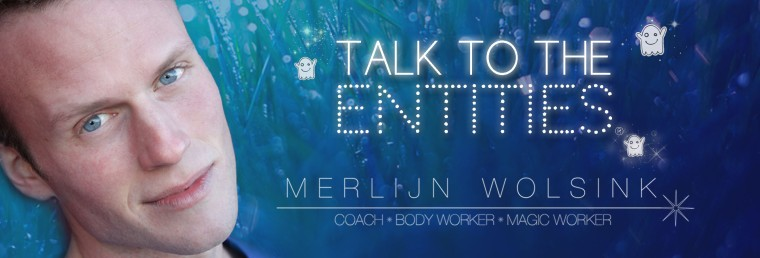 Talk To The Entities Merlijn Wolsink Praten met Entiteiten