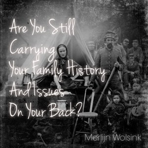 Merlijn Wolsink Family History Issues