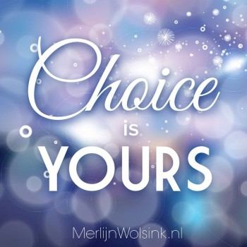 Merlijn Wolsink - Choice is Yours