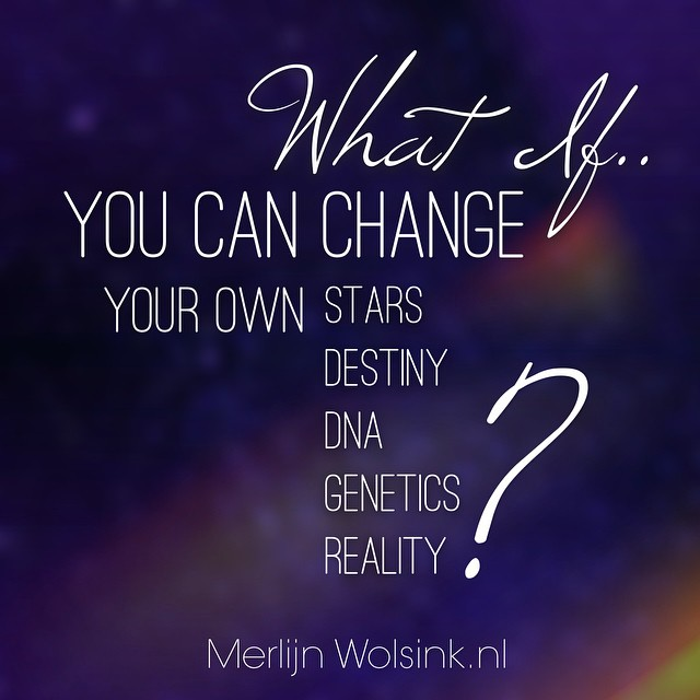Merlijn Wolsink - What if you can change everything?